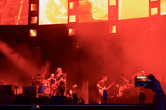 Arend- 2016-09-11-45 (Arend Kuester) Tags: radiohead live music show lollapalooza thom york phil selway ed obrien jonny greenwood colin clive james rock alternative amoonshapedpool
