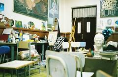Miss School, Beijing () Tags: leica leicam6 film leicafilm leicacamera fujifilm asa400 colour streetphotography people beijing