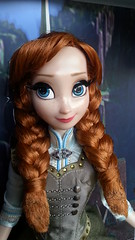 Anna LE doll (Kiara DeBelgerac) Tags: anna frozen disney limitededition edicin coleccionista