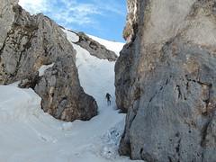 Scialpinismo Majella - Vallone di Taranta da Caramanico