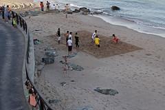 Beach Wrestling (steven.kemp) Tags: beach dubai wrestling emirates fujaraih