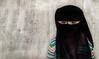In Veil (zai Qtr) Tags: manal aamir veil muslim islam iphone qatar daughter niqab hijab littleflowerofislam