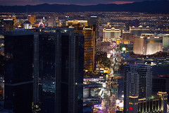 T92A8697 (Alex E. Proimos) Tags: las vegas tower night hotel view platform lookout casino stratosphere oustide