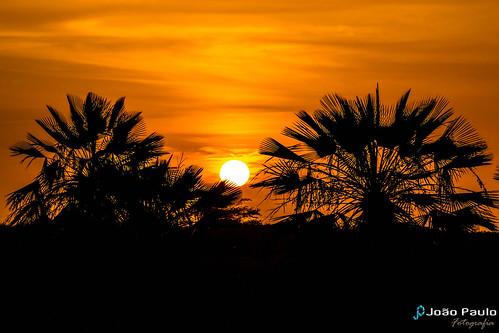 O Sol que nasce...