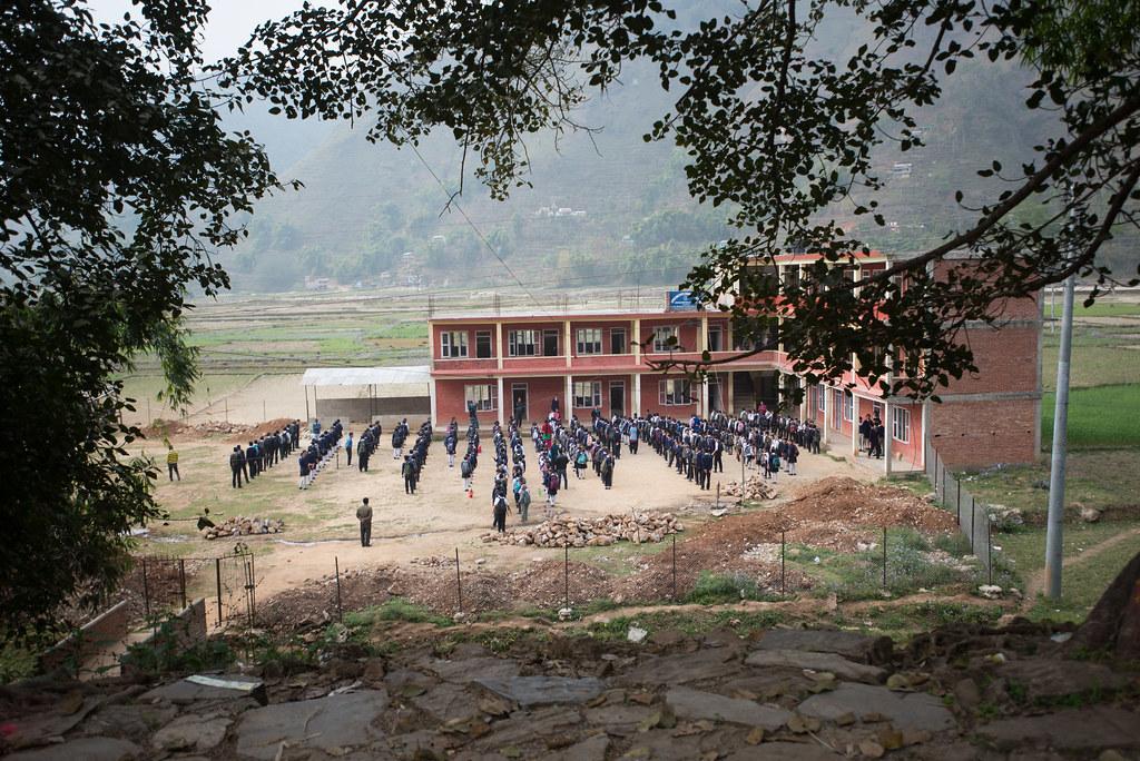 School exercise