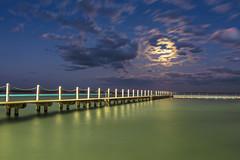 Narrabeen Ocean Pool (Sarceq) Tags: ocean longexposure beach water sydney australia coastal narrabeen oceanpool