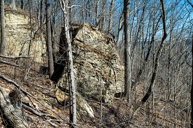 Hoosier National Forest - Buzzard Roost - March 28, 2015