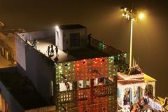 150215_IN-124 (daviddu*) Tags: light india night dance varanasi