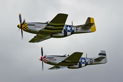North American P-51D Mustang - 7 (NickJ 1972) Tags: aviation airshow mustang janie p51 2014 northamerican marinell sywell lhf 414419 gmstg 413521 gmrll 5qb