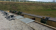 Shooting range (postmand_b) Tags: colt shootingrange homeguard skydebane 556mm hjemmevrnet hjv sjlsskydebane automatriffel
