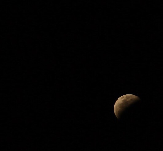 4-4-15 Lunar Eclipse