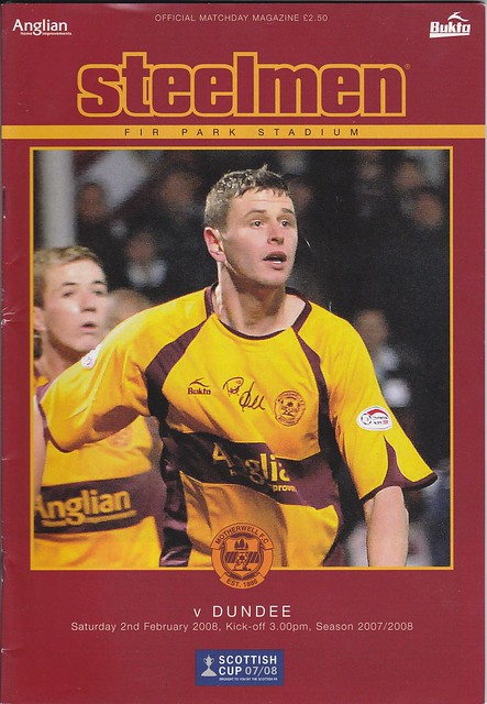 Motherwell V Dundee 2/2/08 (Scottish FA Cup)