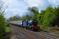 South Munster Railtour - Northbound (@ tb 2018) Tags: merlin mallow whitehead 85 gnr dublinconnolly southmunsterrailtour