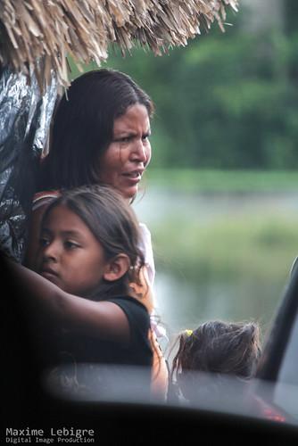 Mama y hija - Guatemala
