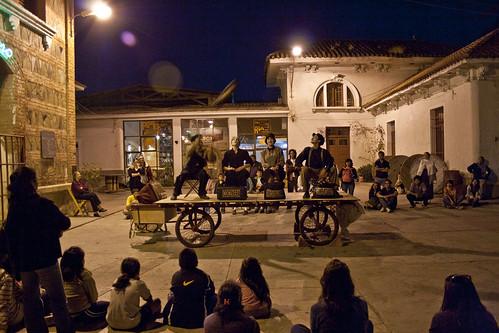 BAU 2011 - Teatro-con-Leche