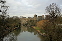 In and around Warwick Castle (lens buddy) Tags: uk england warwick warwickshire castel warwickcastle englishheritage englishcastle historiccastle