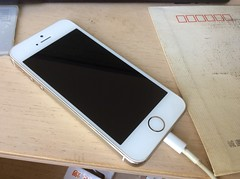 iPhone 5s  (zikay's photography(no PS)) Tags: apple mobilephone lightning iphone