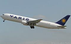 VARIG - PR-VAB - Boeing 767-33AER (Matheus Obst) Tags: brazil brasil plane airplane israel al airport br jet el aeroporto boeing paulo aviao sao gol 767 guarulhos varig gru cumbica 76733aer sbgr prvab