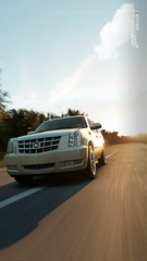 Cadillac Escalade (Flickr Hype) Tags: one xbox forzatography forzahorizon2