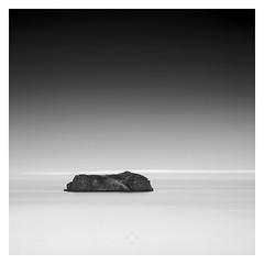 Devils Island (picturedevon.co.uk) Tags: uk longexposure bw seascape monochrome sunrise canon island photography coast blackwhite fineart overcast devon le torquay minimalist westcountry torbay southwestcoastalpath englishriviera 10stop thatchersrock takenbydavidhixon nisi1000nd
