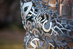 Numbers, Letters & Symbols_4105 (adp777) Tags: letters symbols juameplensa numberssymbolsletters wavesiii davidsoncollegesculpture