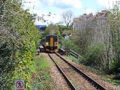 153318 & 153369 Falmouth Town (Marky7890) Tags: station train cornwall railway falmouth dmu class153 fgw 153318 153369 falmouthtown