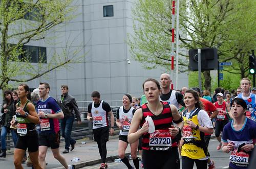 London Marathon 2015 ©  Still ePsiLoN