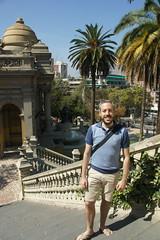 Santiago, Chile, April 2015