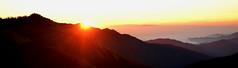 Sunrise Poon Hill (kubrick200x) Tags: trip travel viaje nepal sunrise trekking asia amanecer journey viajar asiatrip traveler viajeros poonhill mochilero annapurnabasecamp