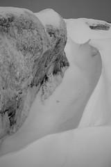 Drift Wall (peterkelly) Tags: winter bw snow ontario canada ice digital snowdrift ridge northamerica lakehuron drift grandbend pineryprovincialpark