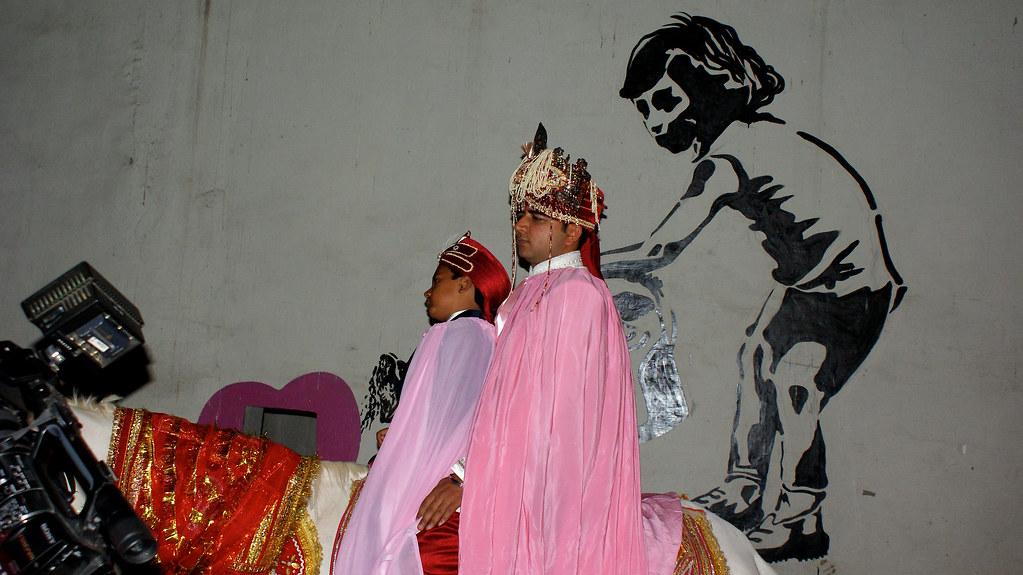 Marriage Bride Bridegroom Rituals 32