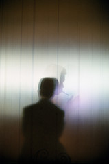 Projection (TAHUSA) Tags: auto blur colour film window hongkong 50mm nikon fuji open bokeh superia iso400 f14 cigarette 14 wide stranger scan negative 400 fujifilm f2 50 vignetting tinted 5014 c41 v700 nikkors preium