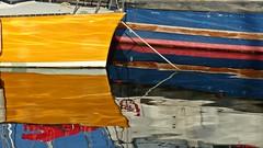 Scafi riflessi e colori... (supervito) Tags: mare barche porto palermo colori riflessi sicilia cala scafi vitodimodica