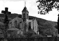 Monasterio de Santa Mara de Meln, Orense, Espaa (Caty V. mazarias antoranz) Tags: espaa spain galicia historia ourense orense siglox santamarademeln ordendelcster monumentosengalicia melnourense