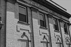 National Glass Works   (Explored 7.18.16) (brutus61534) Tags: architecture nationalglassworks bw blackwhite ohio nikon d7100