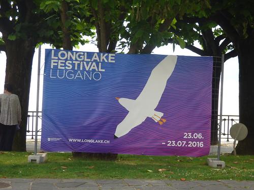 Lugano City Tour - Riva Paradiso, Lugano - banner - LongLake Festival Lugano