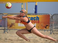 17231036 (roel.ubels) Tags: nk beachvolleybal beachvolleyball volleybal volleyball beach scheveningen sport topsport 2016