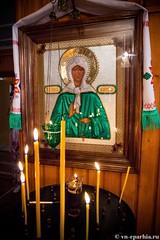 Божественная литургия в пос.Котово 135