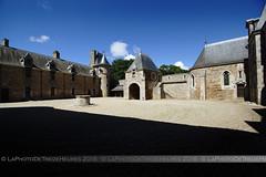 Chteau de Rosanbo (Azraelle29) Tags: azraelle azraelle29 sonyslta77 tamron1024 bretagne ctesdarmor chteau france monument pierre castle