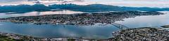 Troms (Tuomo Lindfors) Tags: norja norge norway tromso troms tromssa tromsya fjellstua panorama meri sea vesi water topazlabs adjust dxo filmpack