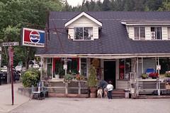 Panorama Market, Deep Cove (Orion Alexis) Tags: old film vancouver analog corner 35mm store nikon market cove superia deep retro 400 fujifilm pepsi analogue fe grocery