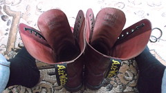 DSCF9631 (rugby#9) Tags: original feet yellow socks logo cherry boot shoe hole boots lace dr air 14 7 indoor icon nike wear size jeans footwear levi stitching comfort sole doc levis 1914 cushion soles dm docs eyelets drmartens bouncing airwair docmartens 501 martens dms 501s cushioned wair levi501s nikesocks doctormarten 14hole rugbysocks yellowstitching blackrugbysocks nikerugbysocks nikeblackrugbysocks
