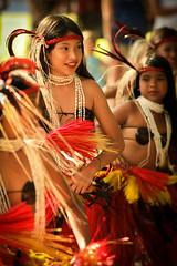 Hula Dancers (robertdownie) Tags: girls usa color colour girl beauty fashion america hawaii dance oahu united hula honolulu states