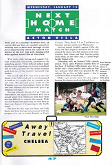 Tottenham Hotspur vs Norwich City - 1992 - Page 47 (The Sky Strikers) Tags: road city white cup spurs one official lane norwich hart to pound league tottenham wembley fifty programme hotspur rumbelows