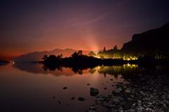 Midsummer wander. Derwent Water. (Get Globalized) Tags: lake night lakedistrict cumbria derwentwater jaybarker getglobalized
