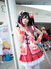 P1440177 (rainmadao) Tags: ice cosplay cos  comiket