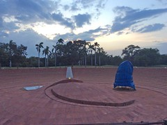 matrimandir_gdns_7092 (Manohar_Auroville) Tags: auroville matrimandir gardens beauty paradise spirituality india tamil nadu manohar luigi fedele