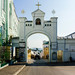 Entrance to the Kiev Pechersk Lavra / Eingang zum Kiewer Lawra