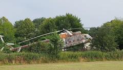 Hip (michaelmueller410) Tags: automuseum bad oeynhausen schrott museum rost flugzeug verfall schrottplatz hubschrauber helikopter