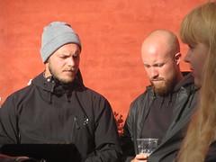 Chilly Danes in July (cohodas208c) Tags: audience copenhagenjazzfestival danes kastellet thecitadel